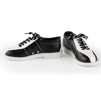 Zapatos de bolos profesionales para hombres y mujeres, suelas antideslizantes