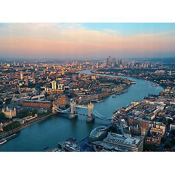Wallpaper Mural London Skyline