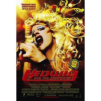 Jadwigi i Angry Inch Movie Poster Print (27 x 40)