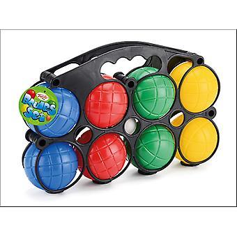 Wilton Bradley Plastic Boule Set 8 Piece BGG1535