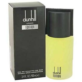 Dunhill Edition by Alfred Dunhill Eau de Toilette Spray 3,4 oz (miehet) V728-412473