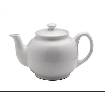 Price Kensington Tea Pot White 6 Cup 0056.719
