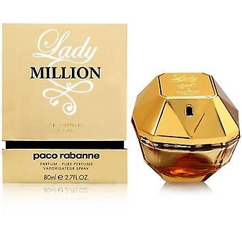 Paco Rabanne Lady Million Absolut Gold Eau de Parfum Spray 80ml