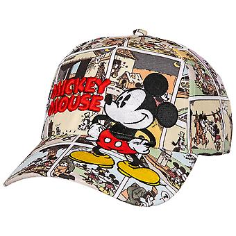 Mickey Mouse Disney Comic Baseball Hat