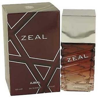 Ajmal Zeal By Ajmal Eau De Parfum Spray 3.4 Oz (men) V728-538904