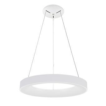 Italux Giulia - Moderne LED Opknoping Hang Hang Hang Wit, Warm Wit 3000K 2750lm