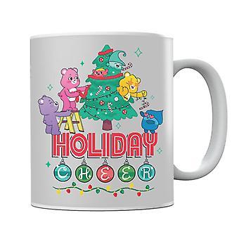 Gli orsi della cura sbloccano la magica tazza di allegria natalizia