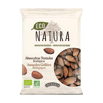 Organic Roasted Almonds 100 g