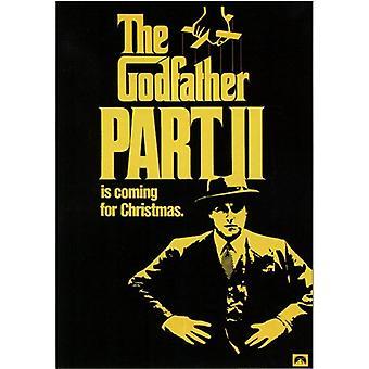 Godfather Part 2 Movie Poster (11 x 17)