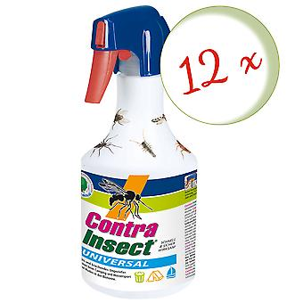 Sparset: 12 x FRUNOL DELICIA® Contra Insect® Universal, 500 ml
