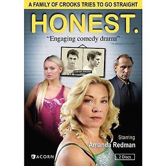 Ærlig [DVD] USA import