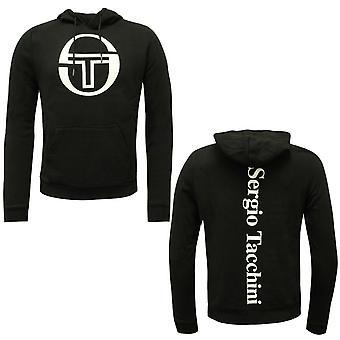 Sergio Tacchini Martin Hoodie Pullover Mens Sweatshirt Jumper 38073 166 X19A