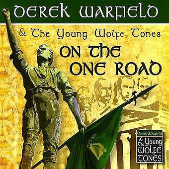 Derek Warfield & nuoret Wolfe ääniä - yksi tiellä [CD] USA tuonti
