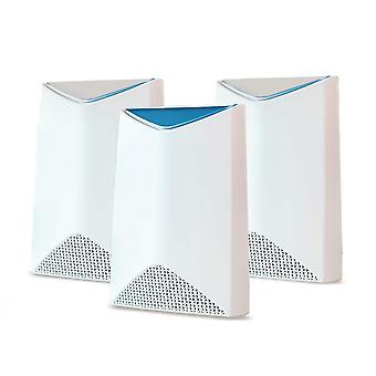 Netgear orbi pro tri-band mesh wifi system (srk60b03) -- router & extender replacement covers up to