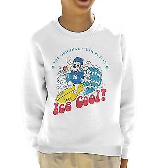 Slush Puppie Ice Cool Kid's Sweatshirt