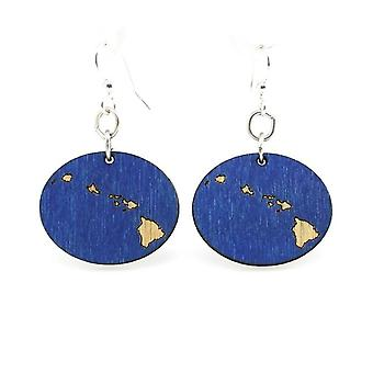 Hawaii State Earrings