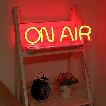 On Air Led Neon Sign Light