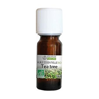 Tea tree essential oil 10 ml of essential oil
