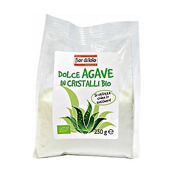 Sweet agave in crystals 250 g