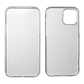 Full Cover compatible with iPhone 12 Pro | Clear TPU