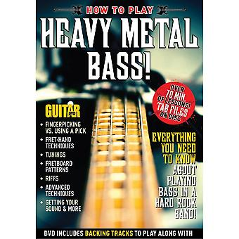 Guitar World: Wie man Heavy Metal Bass spielt!