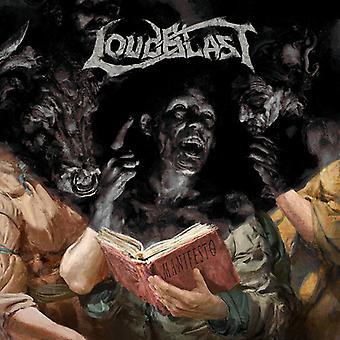 Loudblast - Manifesto [Vinyl] USA import