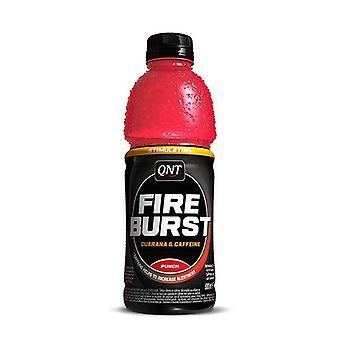 QNT Fire burst nem szénhidrát alacsony kalóriatartalmú sport drink (gyümölcs Punch) 24 x 500ml