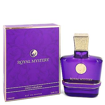 Royal Mystery Eau De Parfum Spray Por Árabe Suíço 3.4 oz Eau De Parfum Spray