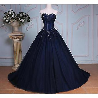 Puffy Ball Gown Princess Quinceanera Dresses ( Set 4)