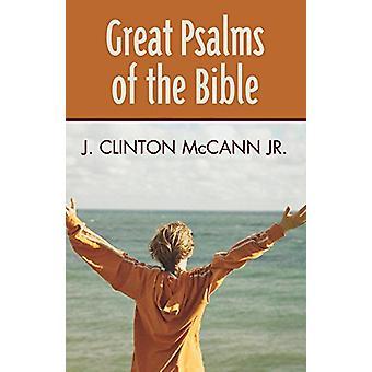 المزامير العظيمة للكتاب المقدس من قبل J. كلينتون ماكان جونيور -- 9780664231767 بو