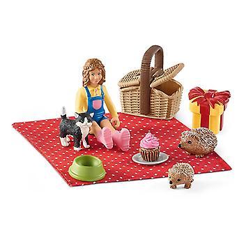Schleich bursdag piknik