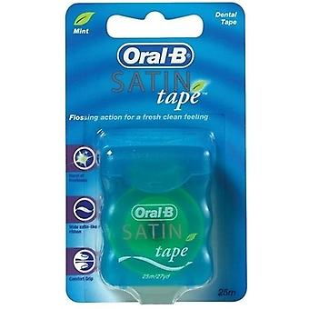 Oral B Dental thread Satin Tape 25 m
