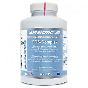 Αεροβιοτικό Fos-Συγκρότημα® (Fibra Διαλυτό Ντε Σαμπόρ Αποτρόπαιο) 250 γρ Polvo