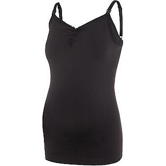 Mamalicious Womens Milly FM Nurse T Sleeveless T-Shirt T Shirt Tee Top