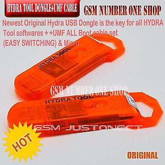 Hydra Dongle Alle Hydra Tool Softwares + Umf All In One Boot Kabel