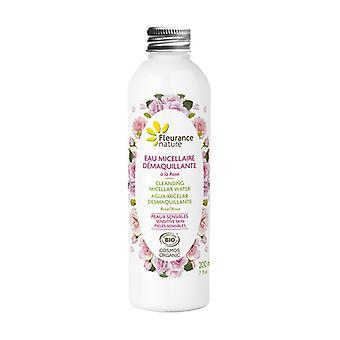Micellar Cleansing Water Bio With Rose 200 ml