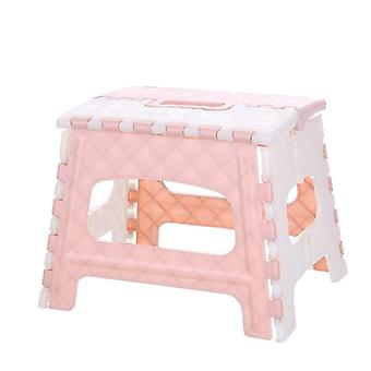 Plastic Outdoor Indoor Storage Foldable Child Stool