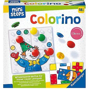 FengChun ministeps 4165 Colorino, Mitwachsendes Lernspiel - So wird farben zum Kinderspiel lernen -