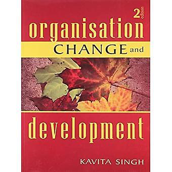 Mudança e Desenvolvimento da Organização
