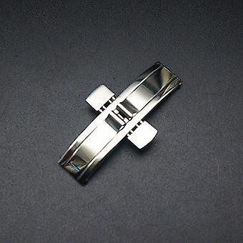 Metallinen kaksoispuhdisteen käyttöönottosolki