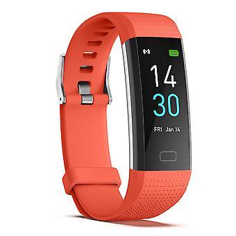 Ip68 Waterproof Heart Rate Blood Pressure Sport Smart Watch