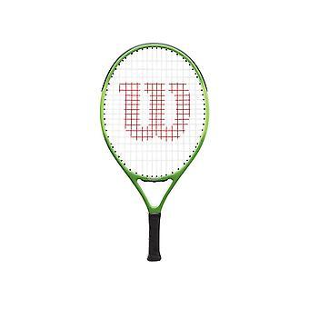 "Racchetta Wilson Blade Feel Junior Tennis Racquet Green/Black - 21"""