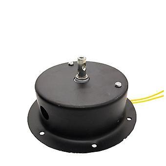 Ac110v Ac240v Verre Boule Moteur rotatif Disco Rotation 1.5rpm 2.5rpm Rotation