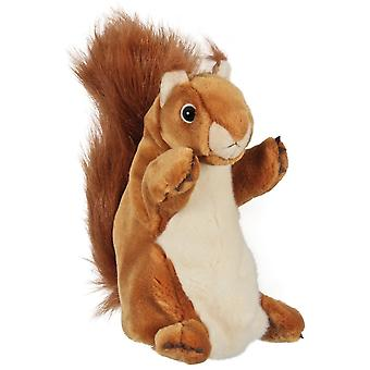 The Puppet Company - Long Sleeves Red Squirrel Hand Puppet