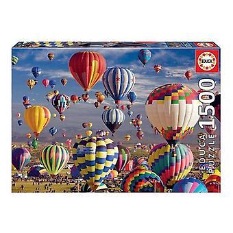 Puzzle Educa Sıcak Hava Balonları (1500 adet)