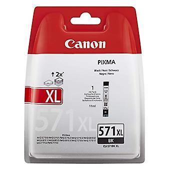 Canon CLI-571XLBK blekkpatron med høy dekkevne – svart