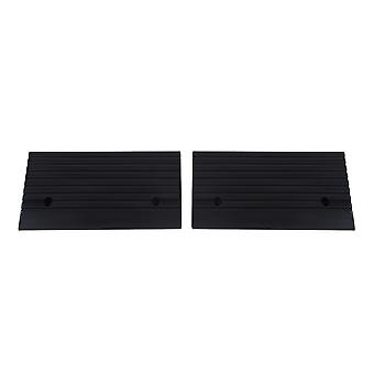 Rubber Curb Ramps For Car Scooter Motorbike Wheelchair Threshold Ramp