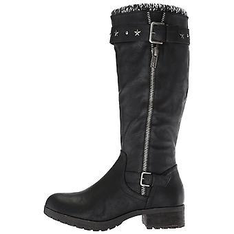 Sugar Womens sgr quickster Almond Toe Mid-Calf Fashion Boots