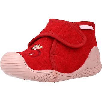 Biomecanics Chaussures Fille Accueil 211162 Couleur Rouge