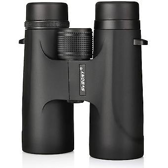 Svbony SV40双眼鏡、10x42強力な大人の双眼鏡、バードウォッチング、狩猟、ハイキング、旅行、コンサート、キャンプのためのネックストラップ付きポータブル軽量HD双眼鏡